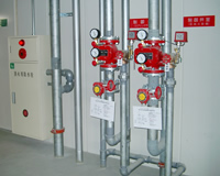 消火設備の工事