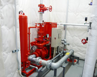 消防設備の設計・施工